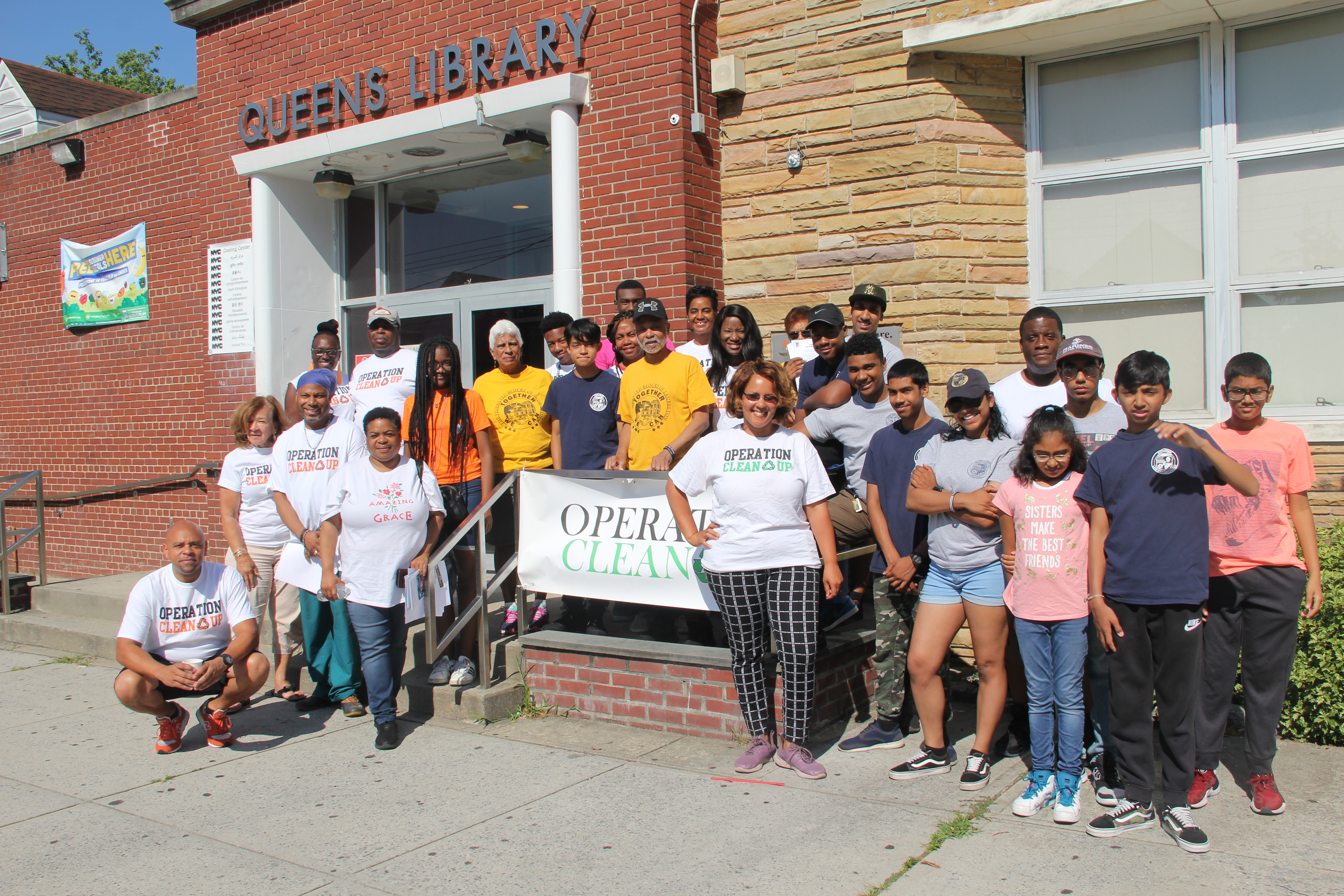 Laurelton Operation Clean Up Hosts General Interest Meeting